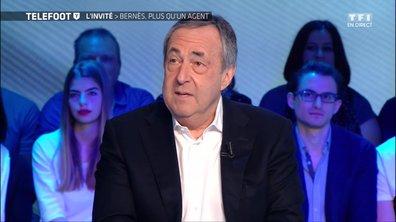 [Exclu Téléfoot 18/02] – Jean-Pierre Bernès sur Laurent Blanc : « Il veut un club pour gagner »