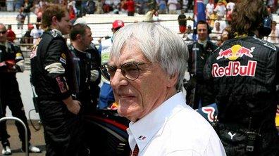 F1 - Ecclestone veut des GP dangereux pour les pilotes !