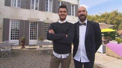 Bertrand et Paul, les candidats du mardi !