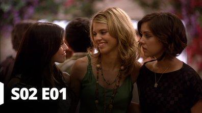 90210 Beverly Hills : Nouvelle Génération - S02 E01 - On n'oublie jamais rien