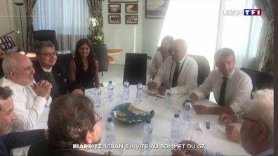 Biarritz : l'Iran s'invite au sommet du G7