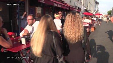 Biarritz, un air de vacances