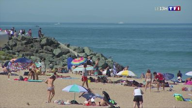 Bidart : les vacanciers profitent du beau temps malgré le sommet du G7