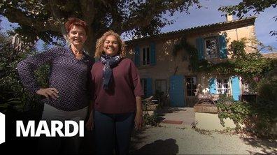 Bienvenue chez nous du 22 septembre 2020 - Aline et Frédérique