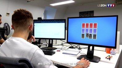 Big data : les métiers de demain