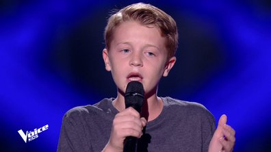 "The Voice Kids 6 - Kylian reprend ""Dommage"" de BigFlo & Oli"