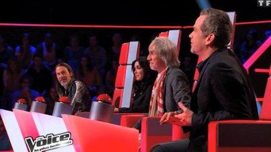 The Voice: les talents ont frappé les coachs !