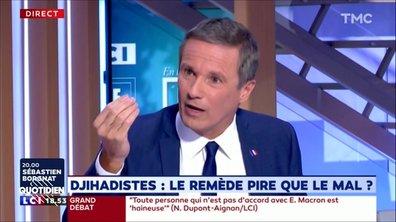 Bis repetita : la nouvelle pétition de Nicolas Dupont-Aignan qui va faire un flop