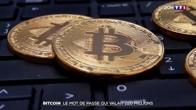 Bitcoin : le mot de passe qui valait 220 millions de dollars