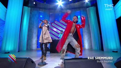 "Rae Sremmurd : ""Black Beatles"" en live sur Quotidien"