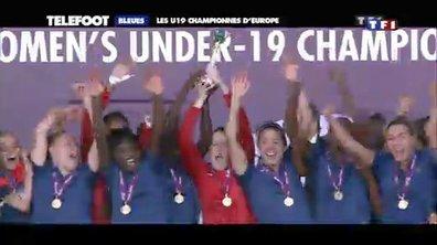 Bleues : les U19 championnes d'Europe