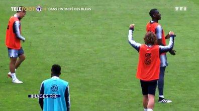 Équipe de France : Dans l'intimité des Bleus