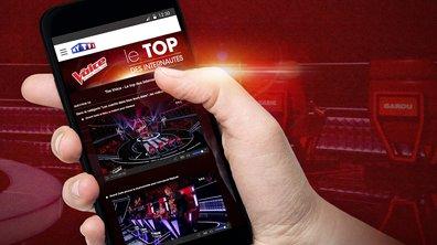 Découvrez le TOP 5 des moments les plus déjantés des Auditions à l'aveugle !