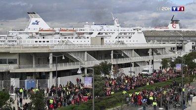 Blocage des ports : quelles conséquences économiques pour la France ?