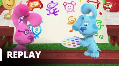 Blue's Clues & You ! : Blue et ses amis - Blue et les couleurs