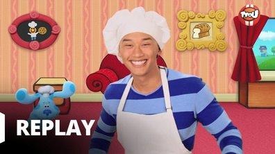 Blue's Clues & You ! : Blue et ses amis - Blue fait de la pâtisserie