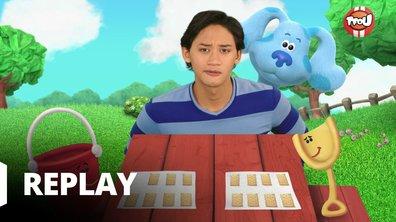 Blue's Clues & You ! : Blue et ses amis - Compte avec Blue