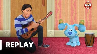 Blue's Clues & You ! : Blue et ses amis - La chanson de Blue