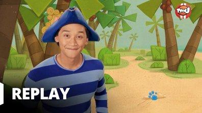 Blue's Clues & You ! : Blue et ses amis - La chasse au trésor de Blue