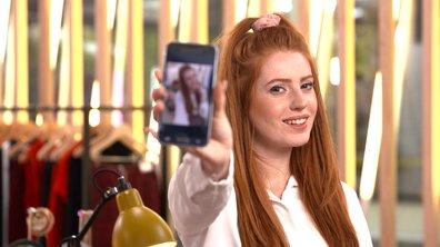 Beauty Match – Audrey : découvrez les looks proposés par Sarah Lopez, Guess Twins, Fiona Oslo