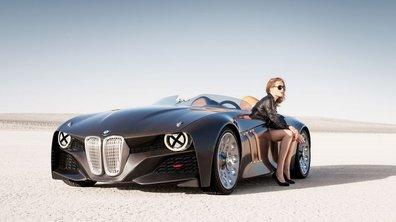 BMW 328 Hommage : nostalgie à Villa d'Este