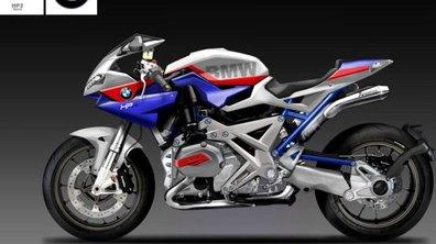 Design: il imagine en concept une future BMW HP2 Sport