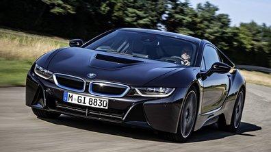 Nouvelle BMW i8 2014 : le coupé sportif hybride au prix de 145.950 euros