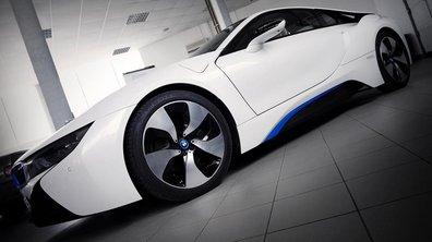 Une BMW i8 de 420 chevaux pour l'année 2017 ?