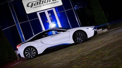 Gabura présente une BMW i8 de 800 chevaux