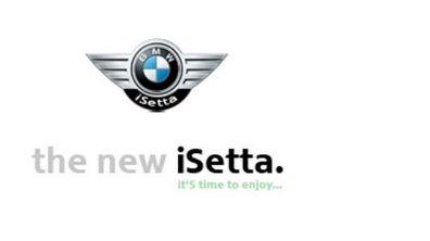 BMW iSetta : un logo pour la future marque bavaroise !