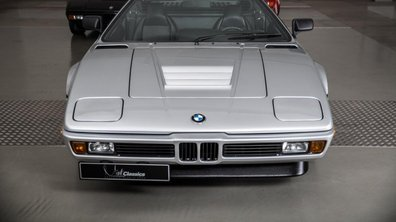 Une très rare BMW M1 Polaris Silver en vente pour 965 000 dollars !