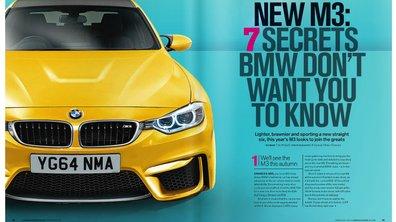 Future BMW M3 2013 : premières photos en fuite ?