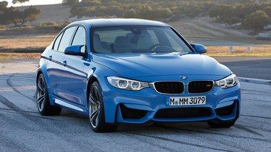 BMW M3 et M4 Coupé 2014 : les prix à partir de 80.900 euros