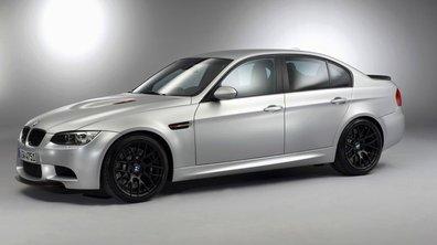 BMW M3 CRT : 30 ch de plus et 45 kg de moins !