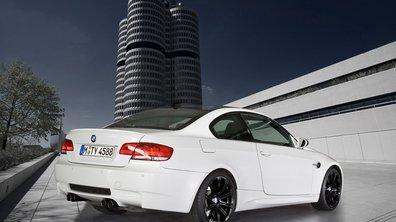 BMW M3 Edition : une finition spéciale pour la sportive bavaroise