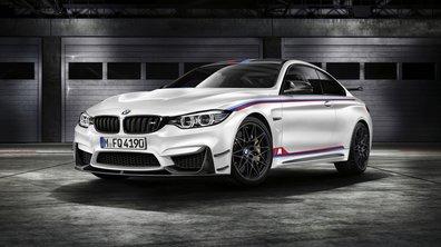 BMW M4 DTM Champion Edition 2016 : une édition spéciale ultra sportive