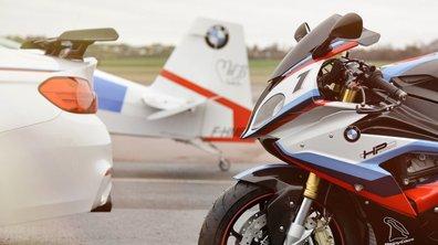 BMW lance une édition spéciale Magny-Cours pour la M4 et la S 1000 RR