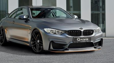 La BMW M4 GTS par G-Power : 610 chevaux hurlants !