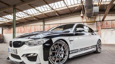 BMW M4R : le bolide de 700 chevaux de Carbonfiber Dynamics !