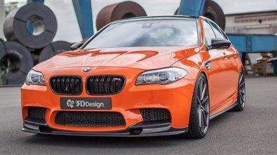 La BMW M5 par Carbonfiber Dynamics: 830 chevaux sous le capot