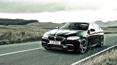 La nouvelle BMW M5 dans une superbe vidéo