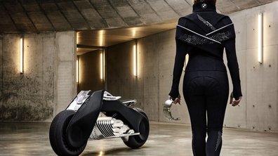 BMW Motorrad Vision Next 100 : la moto du futur selon BMW