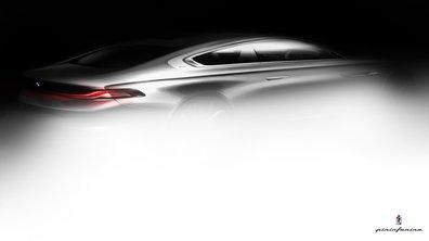 BMW Pininfarina Gran Lusso Coupé Concept 2013 : premières images