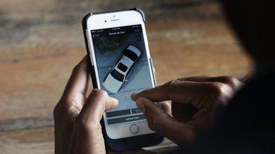 La BMW Série 5 2018 inaugurera le système Remote 3D View