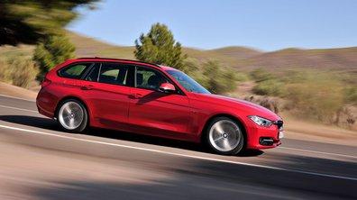 BMW Série 3 Touring 2012 : plus de place, et de classe