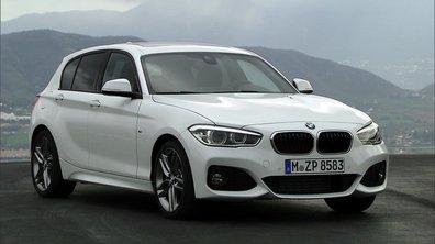 BMW Série 1 2015 : présentation officielle