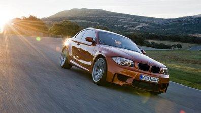 La BMW Série 1 M Coupé dévoilée et détaillée