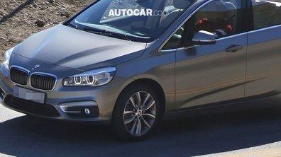 Futur BMW Série 2 Active Tourer 2014 : le monospace allemand en scoop
