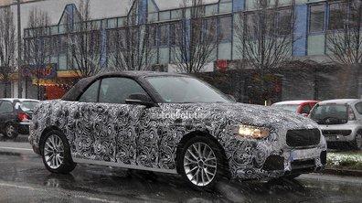 Scoop : BMW Série 2 Cabriolet, premiers clichés