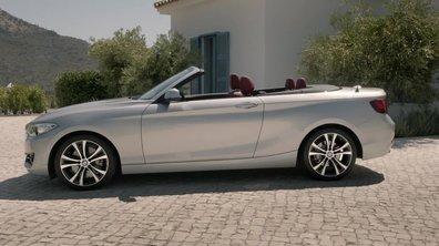 BMW Série 2 Cabriolet 2014 : présentation officielle